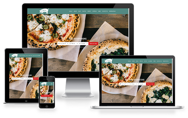 BIGA-NonStop Marketing Restaurant Web Designer